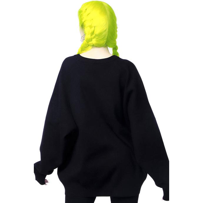 svetr dámský KILLSTAR - Blazed Out Batwing