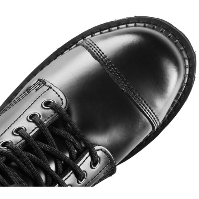 boty GRINDERS - BULLDOG CS BLACK