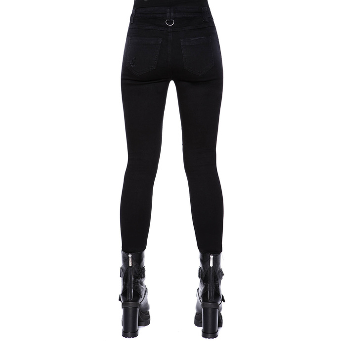 kalhoty dámské KILLSTAR - Carnage Jeans