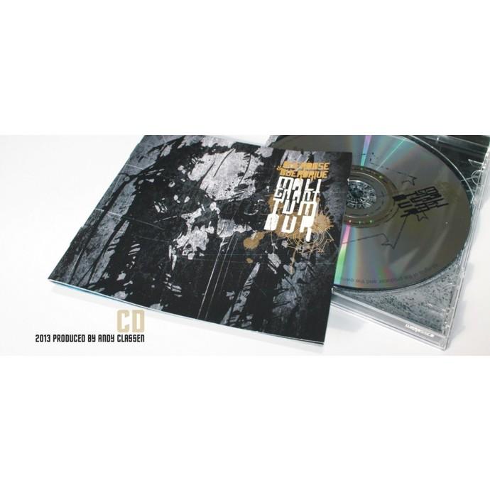 CD Malignant Tumour - Overdose&Overdrive