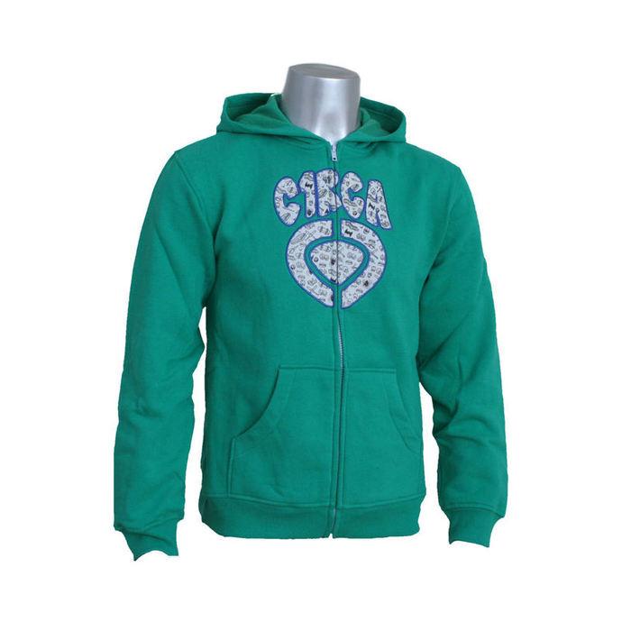 mikina dětská CIRCA - Dings Icon Fleece