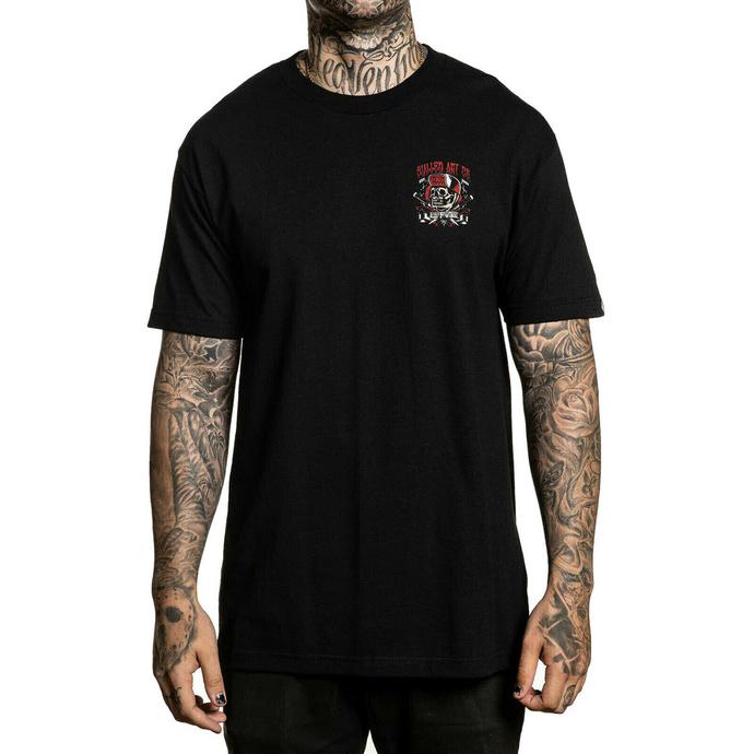tričko pánské SULLEN - CLEAN CUT - BLACK