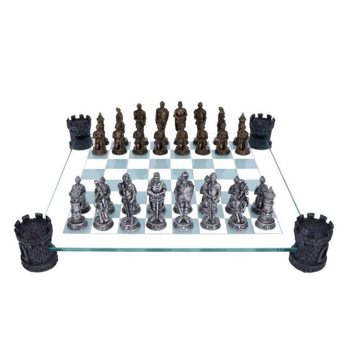 šachy Medieval Knight