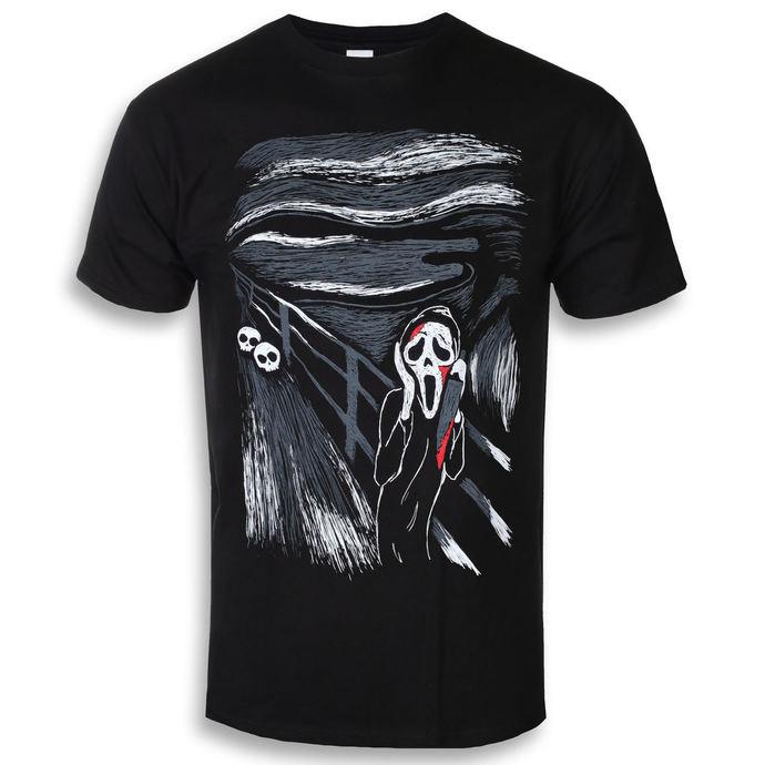 tričko pánské GRIMM DESIGNS - THE SCREAM
