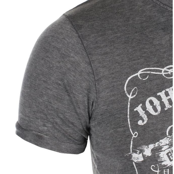 tričko pánské Johnny Cash - The Man In Black - ROCK OFF