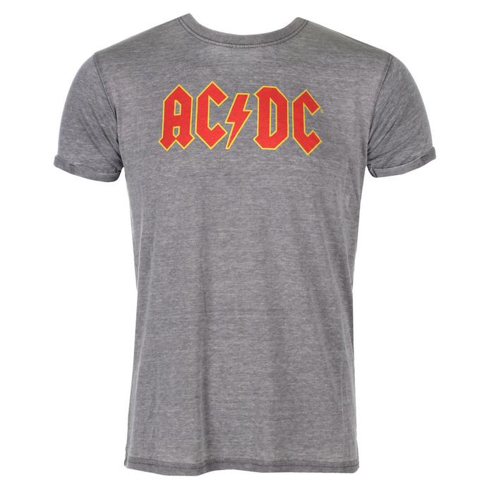 tričko pánské AC/DC - Logo - ROCK OFF