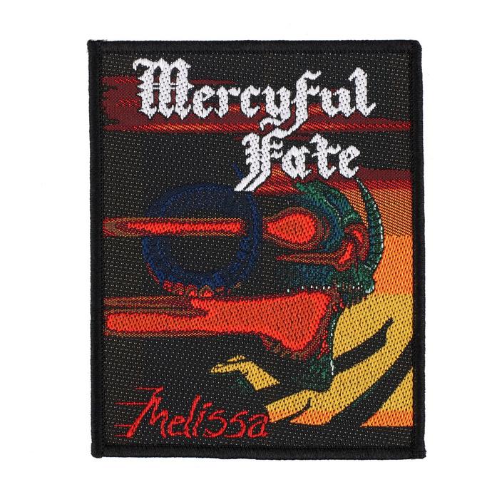 nášivka Mercyful Fate - Melissa - RAZAMATAZ