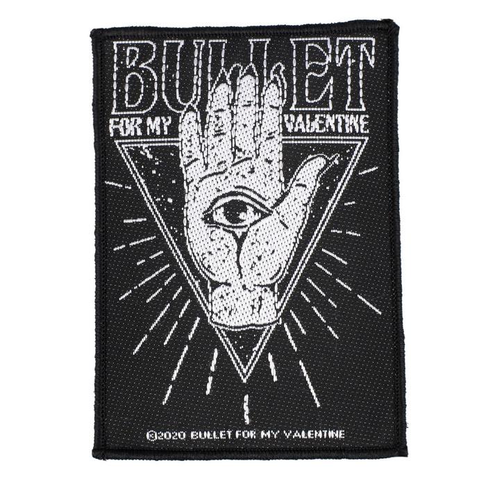 nášivka Bullet For My Valentine - All Seeing Eye - RAZAMATAZ