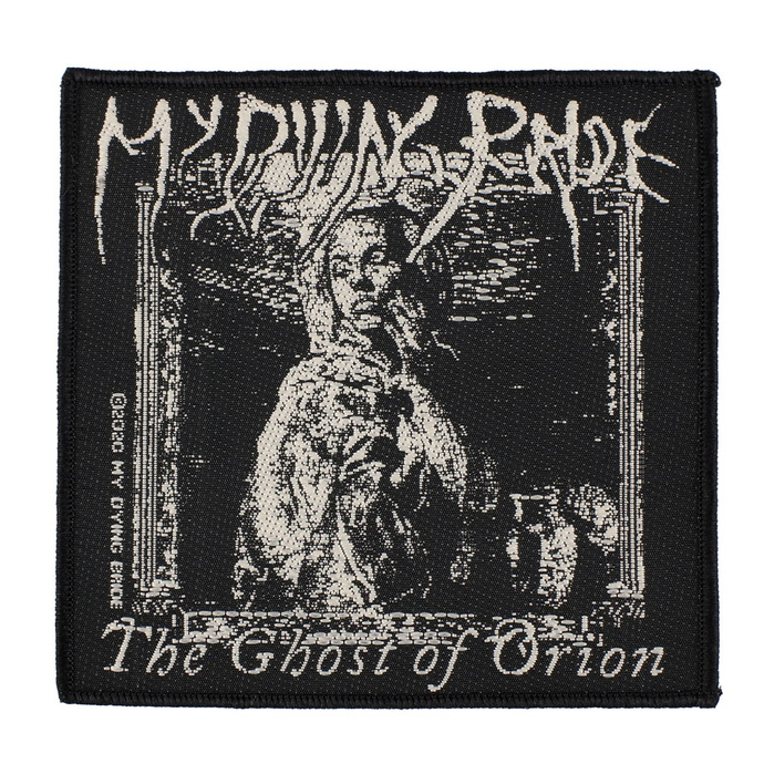 nášivka My Dying Bride - The Ghost Of Orion Woodcut - RAZAMATAZ