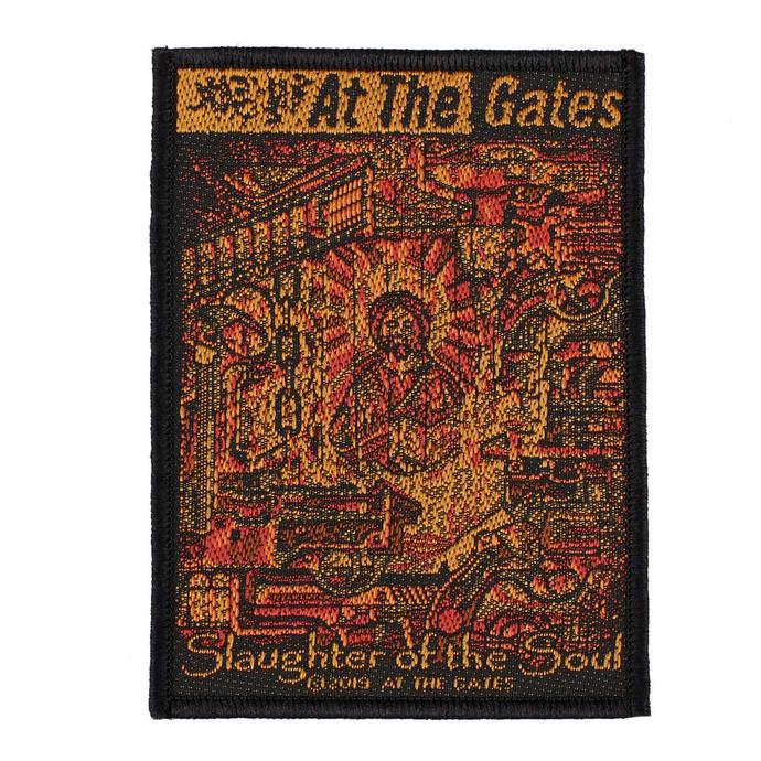 nášivka At The Gates - Slaughter Of The Soul - RAZAMATAZ