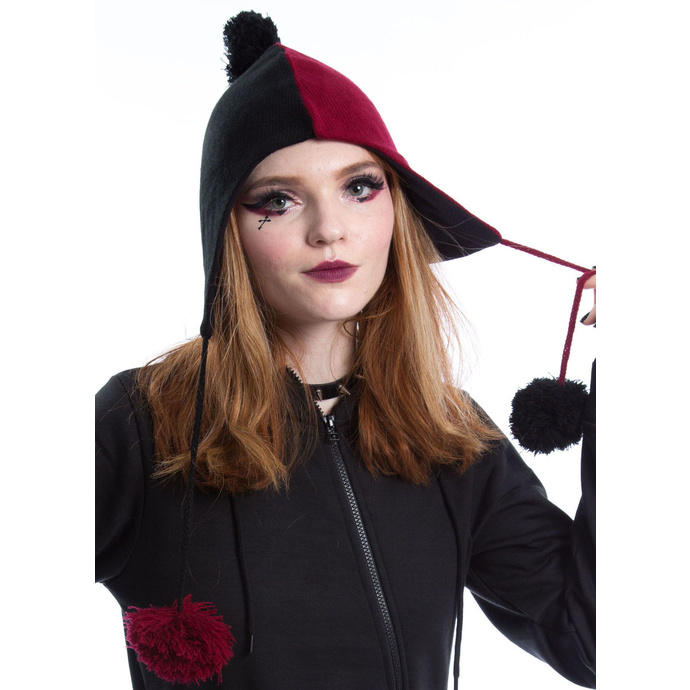 kulich HEARTLESS - DAEMON - BLACK/RED