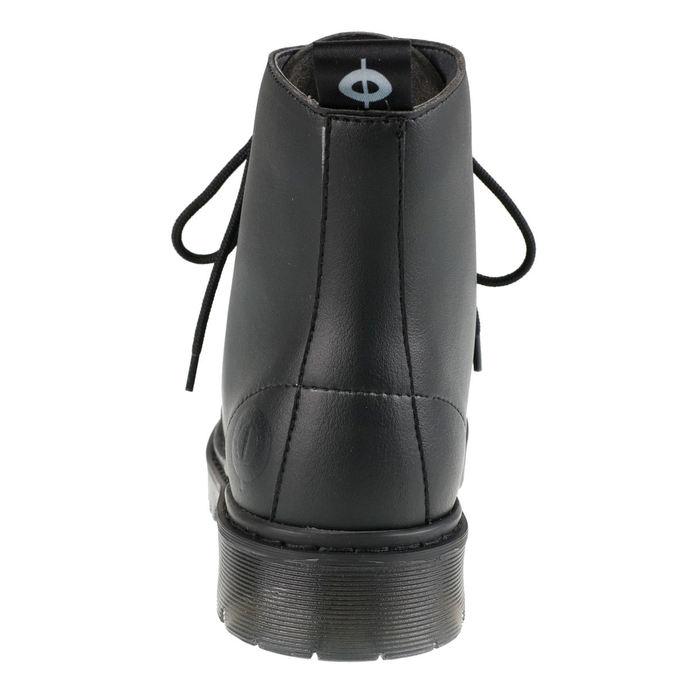 boty dámské 8 dírkové ALTERCORE - Vegetarian - Black