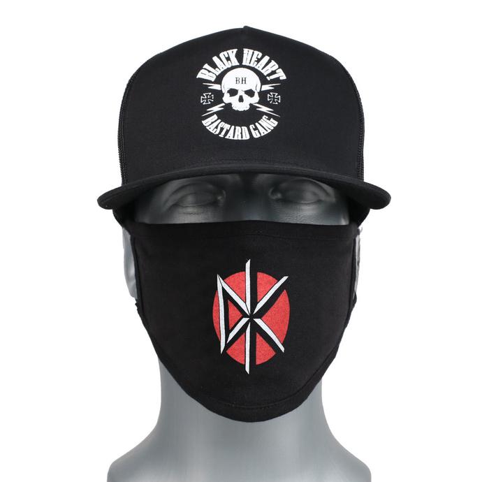 rouška (maska) DEAD KENNEDYS - LOGO - RAZAMATAZ