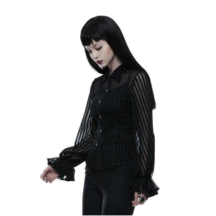 halenka dámská PUNK RAVE - Temptress - black