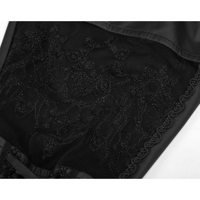 kalhoty dámské (legíny) PUNK RAVE - Dia de los Muertos