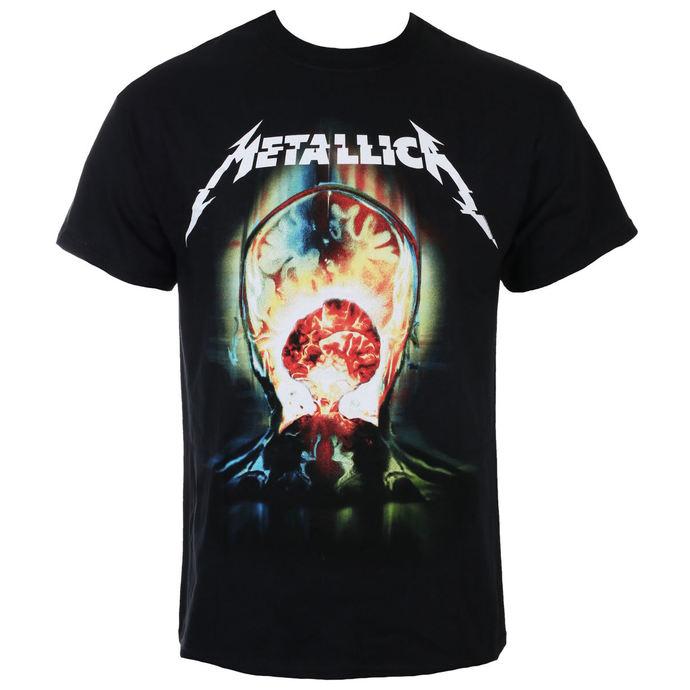 tričko pánské Metallica - Exploded - Black