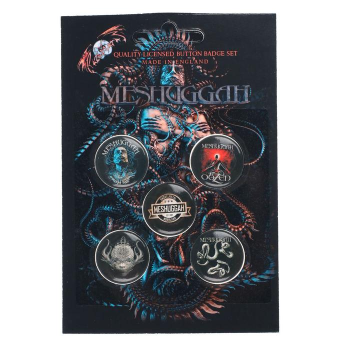 placky Meshuggah - 1Aolent Sleep Of Reason