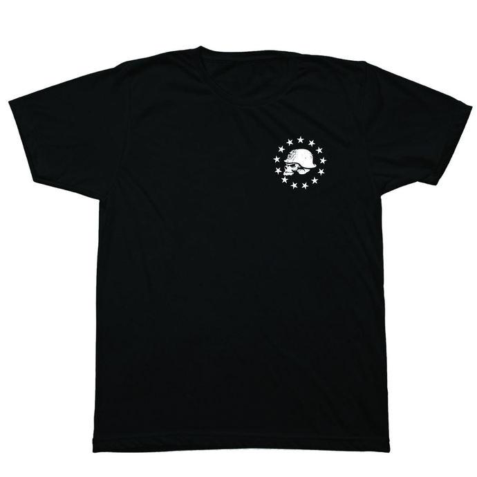 tričko pánské METAL MULISHA - DEFEND - BLK, METAL MULISHA