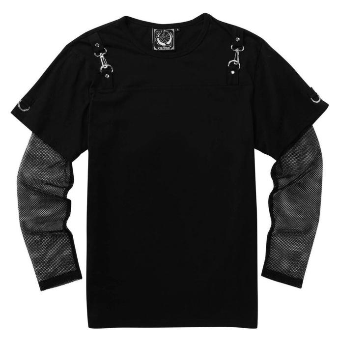 tričko pánské s dlouhým rukávem KILLSTAR - Deranged
