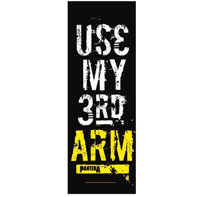 vlajka Pantera - Use my 3rd Arm