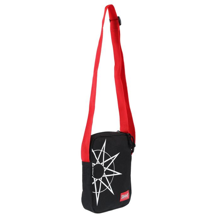 taška SLIPKNOT - WANYK STAR PATCH - CROSSBODY