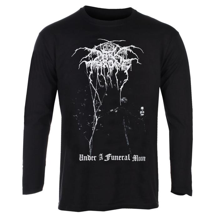 tričko pánské s dlouhým rukávem Darkthrone - Under A Funeral Moon / Album - RAZAMATAZ