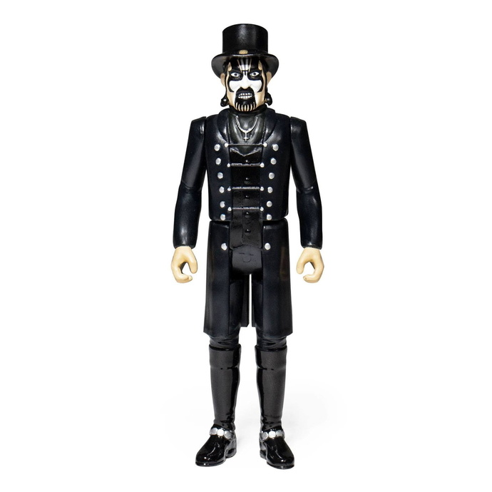 figurka King Diamond - ReAction Action Figure Top Hat