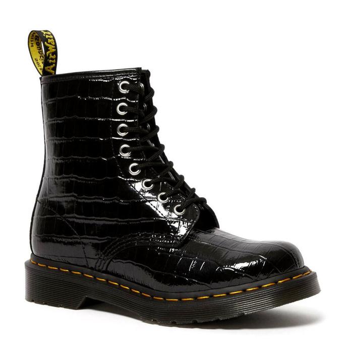 boty DR. MARTENS - 8 dírkové - 1460 Pascal