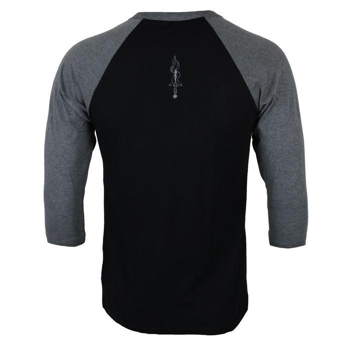 tričko pánské s 3/4 rukávem BEHEMOTH - FUROR DIVINUS - PLASTIC HEAD