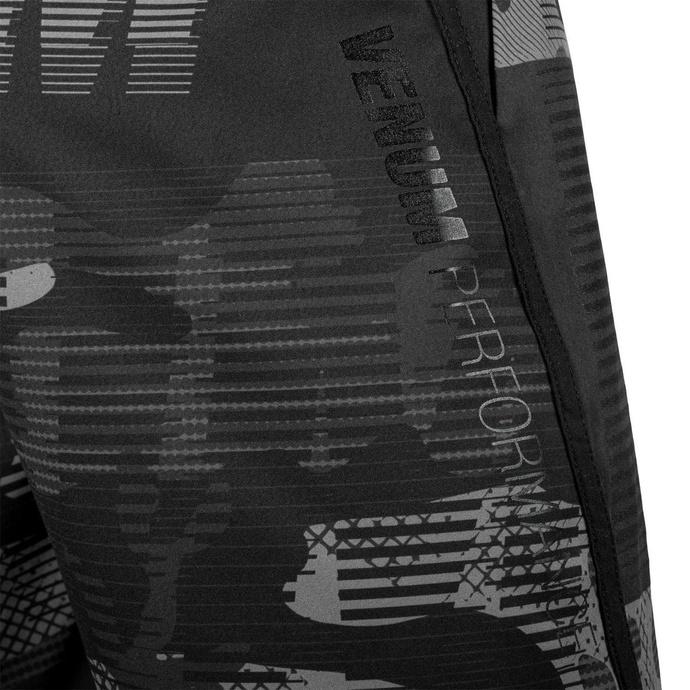 kraťasy pánské VENUM - Tactical Training - Urban Camo/Black/Black