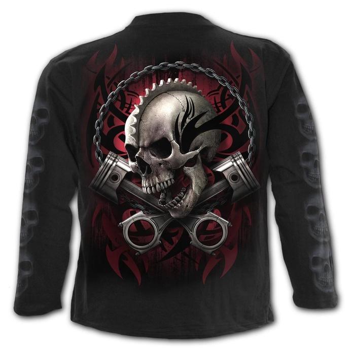 tričko pánské s dlouhým rukávem SPIRAL - SOUL RIDER
