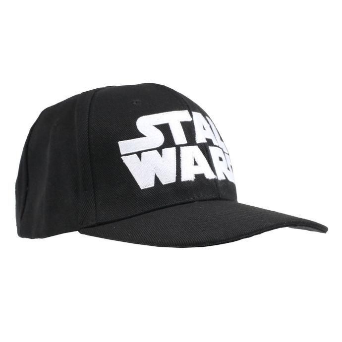 kšiltovka STAR WARS - Logo - Black - HYBRIS