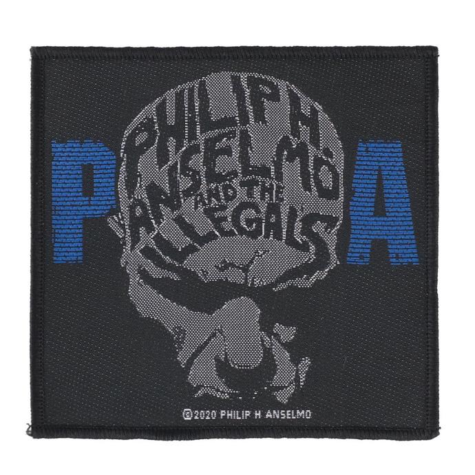 nášivka Philip H. Anselmo & The Illegals - Face - RAZAMATAZ
