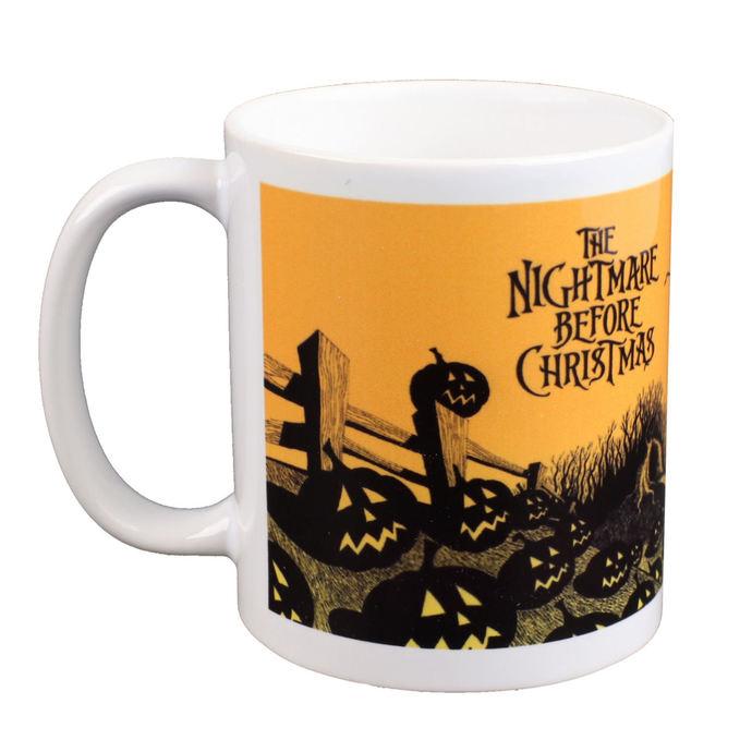 hrnek Nightmare Before Christmas - Graveyard Scene - PYRAMID POSTERS