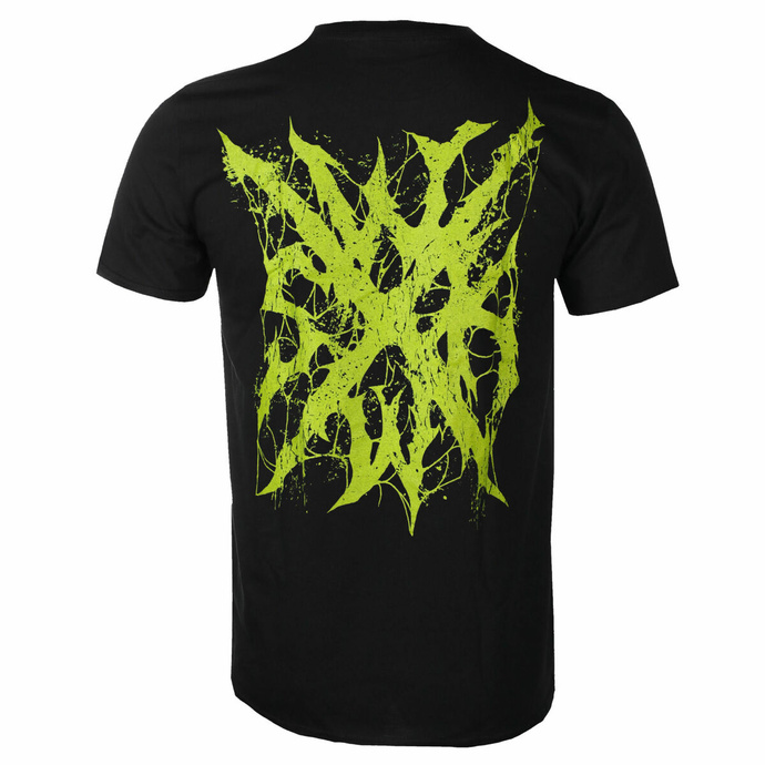 tričko pánské Ingested - Demon - Black - INDIEMERCH
