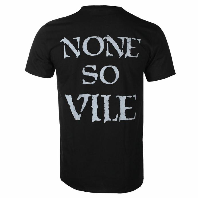 tričko pánské Cryptopsy - None So Vile - Black - INDIEMERCH