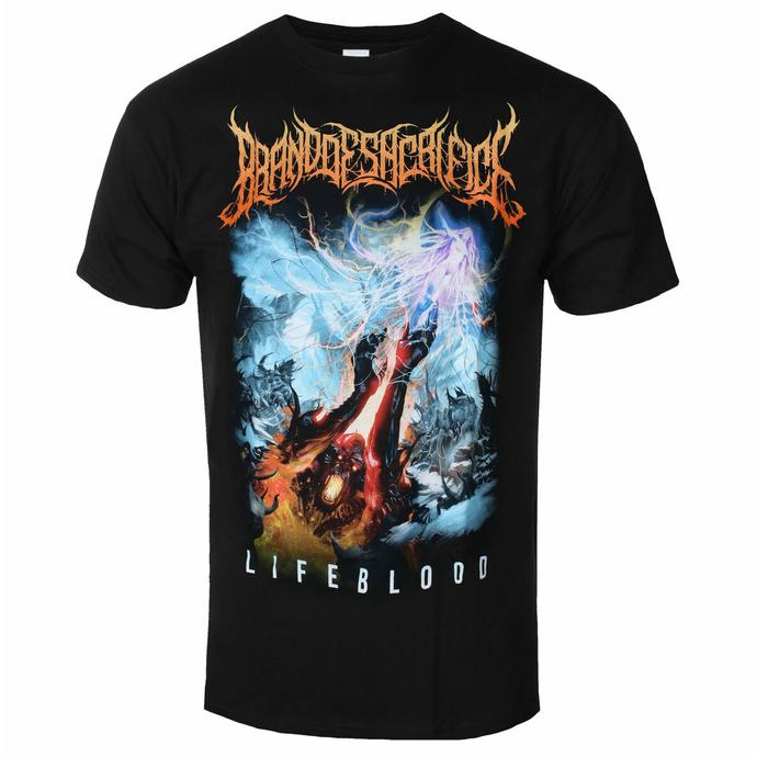tričko pánské Brand of Sacrifice - Lifeblood - Black - INDIEMERCH
