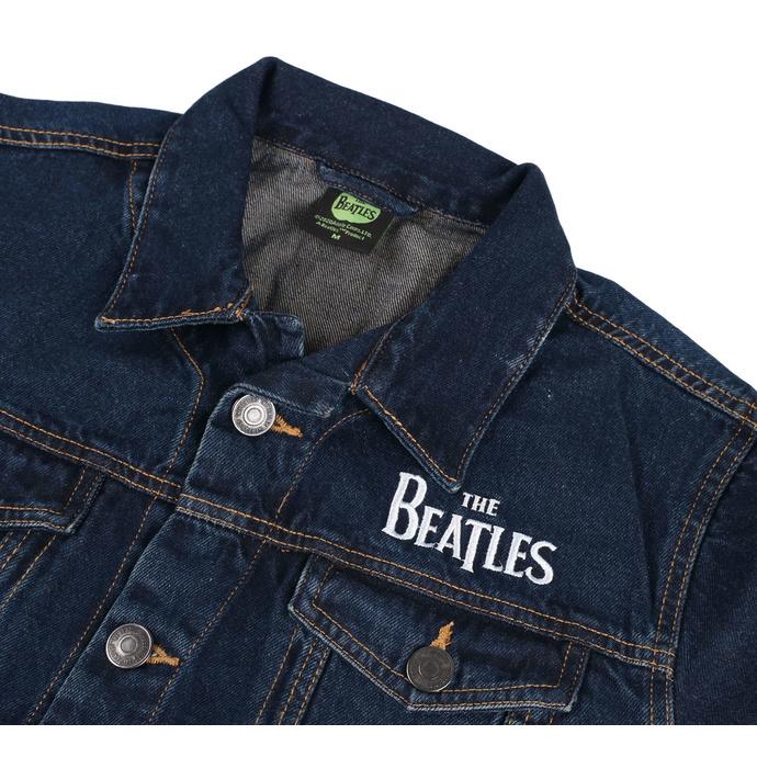 bunda pánská Beatles - Drum Logo - DENIM - ROCK OFF