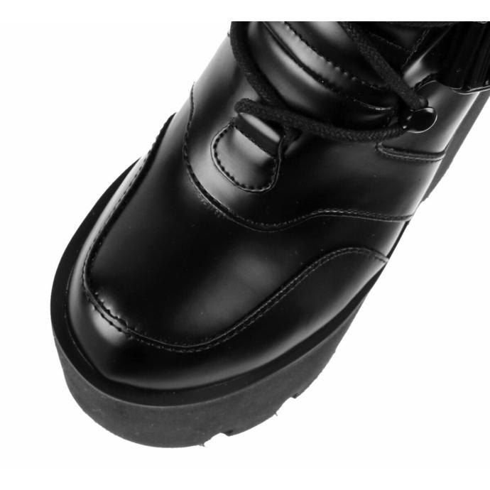 boty dámské KILLSTAR - Lugosi - Black