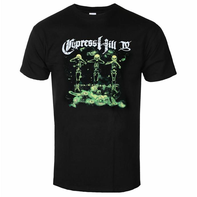 tričko pánské CYPRESS HILL - IV ALBUM