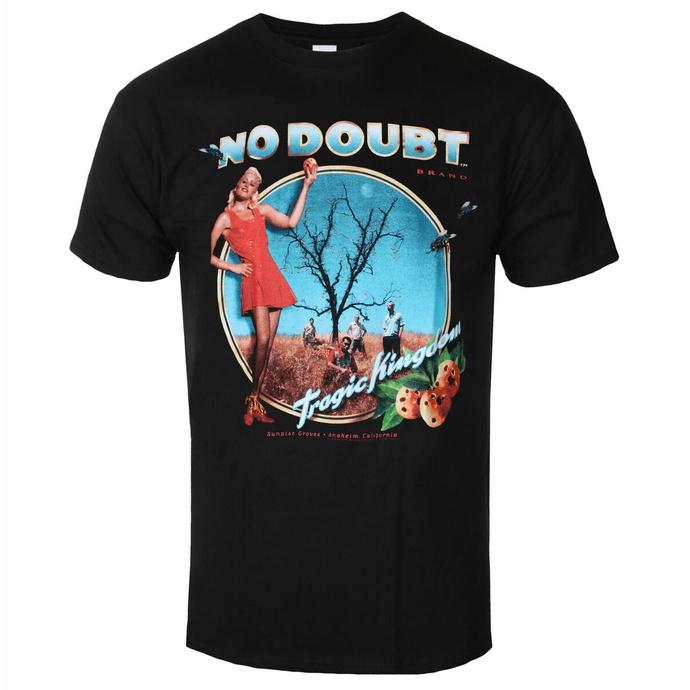 tričko pánské NO DOUBT - TRAGIC KINGDOM