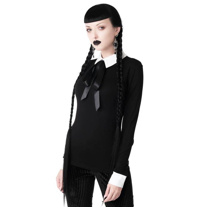 tričko dámské s dlouhým rukávem KILLSTAR - Emelina