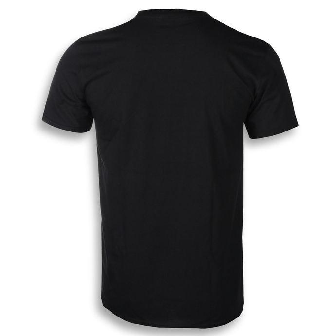 tričko pánské Journey Escape - Black - HYBRIS