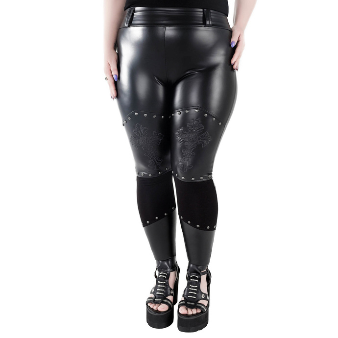 kalhoty dámské (legíny) KILLSTAR - Evelina