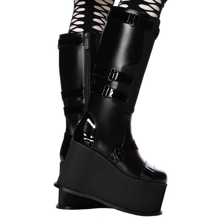 boty dámské KILLSTAR - Hazel - Black