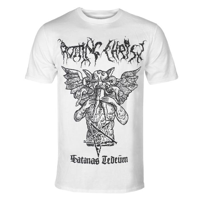 tričko pánské Rotting Christ - Satanas Tedeum - RAZAMATAZ