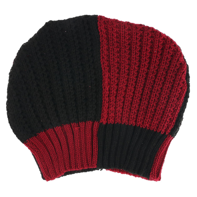 kulich HEARTLESS - PITCH HATE - RED/BLACK