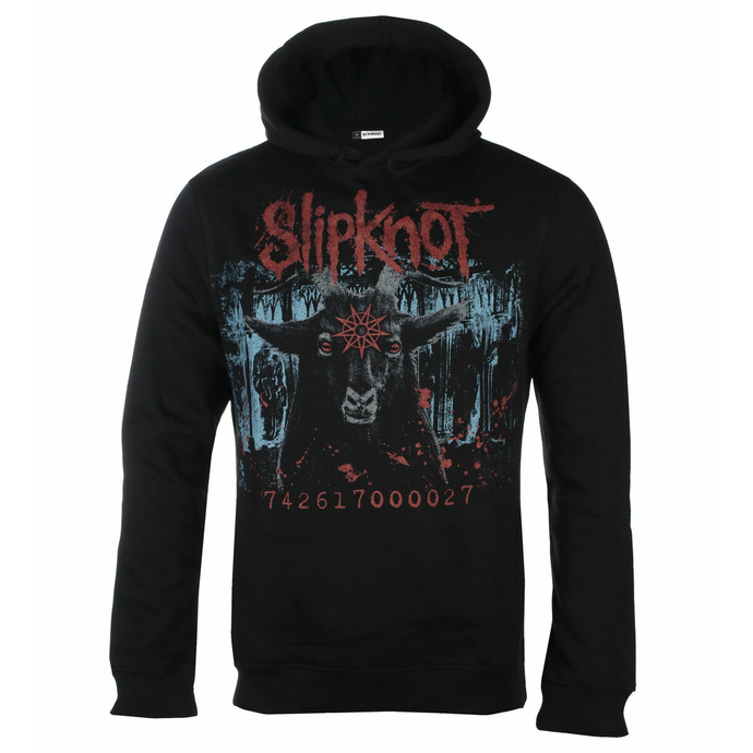 mikina pánská Slipknot - Goat Splatter Paint