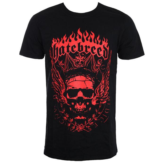tričko pánské Hatebreed - Crown - Blk - ROCK OFF