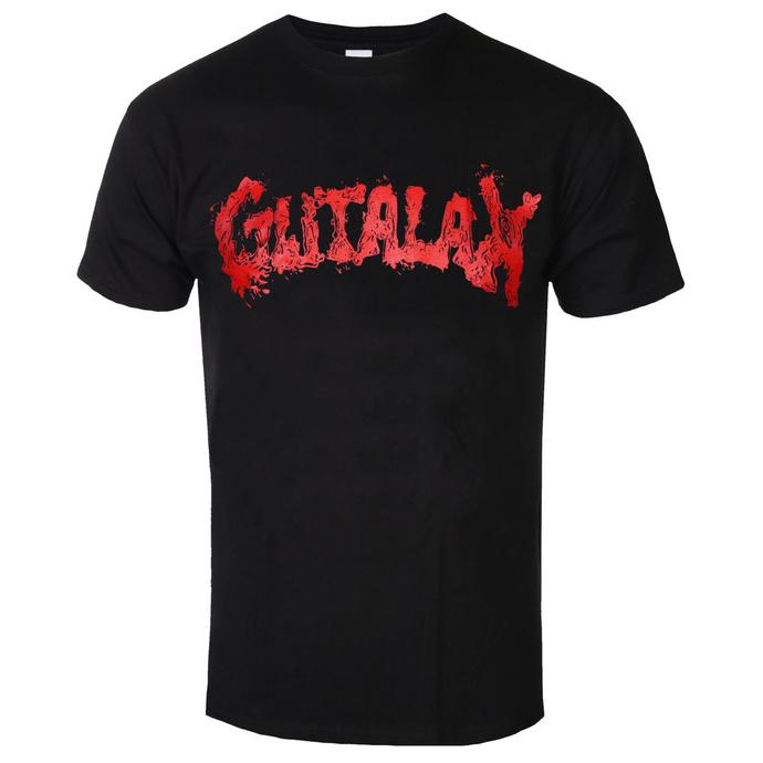 tričko pánské GUTALAX - Red Logo - ROTTEN ROLL REX